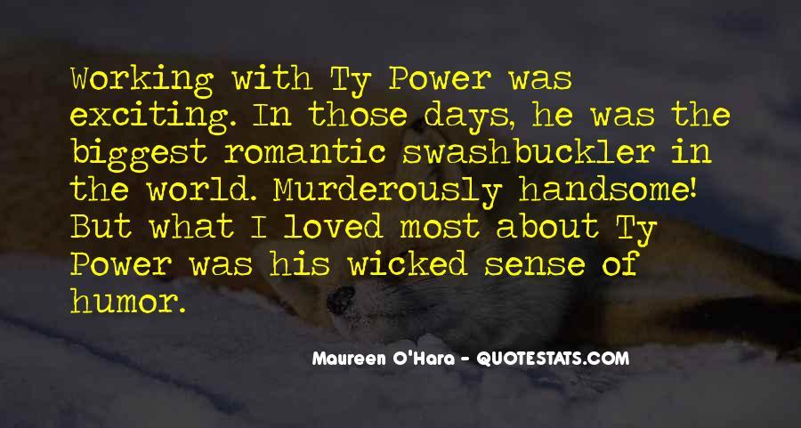 O'hara Quotes #87406