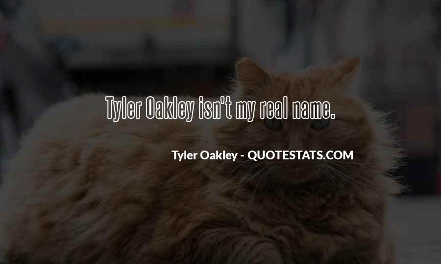 Oakley Inc Quotes #166327
