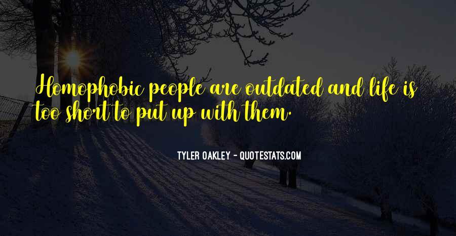 Oakley Inc Quotes #177856