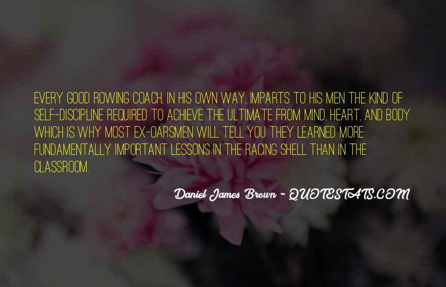Oarsmen Quotes #87255
