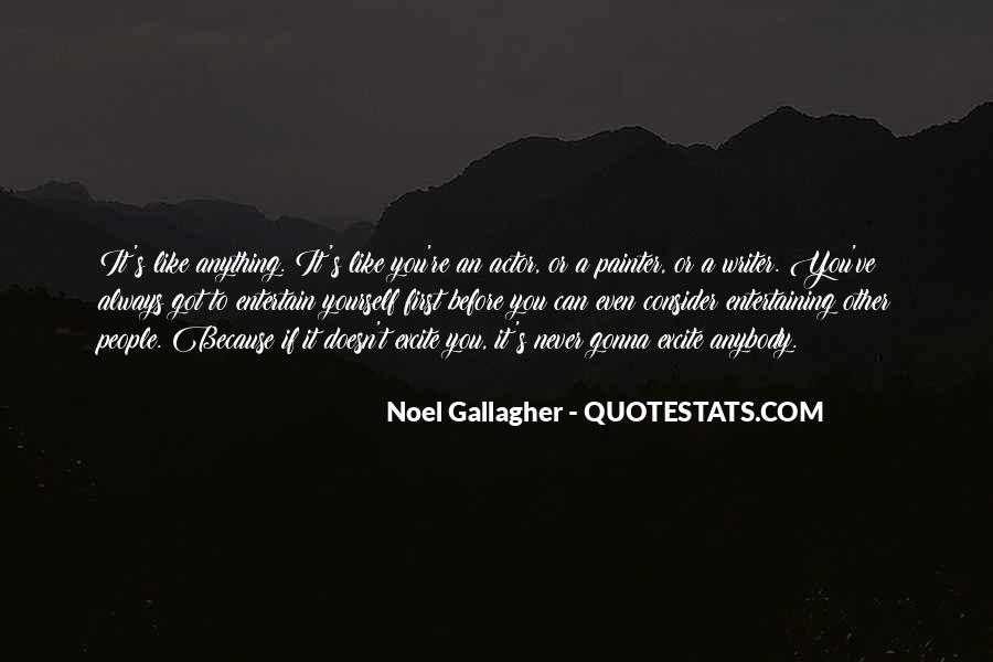 Oasis Noel Gallagher Quotes #134772