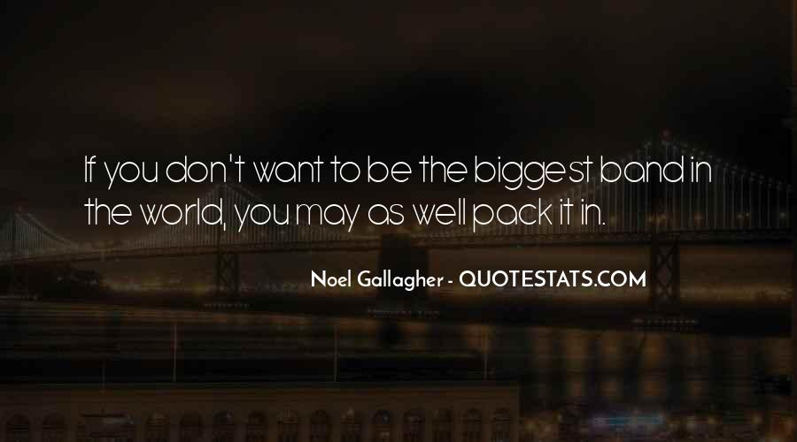Oasis Noel Gallagher Quotes #1633492