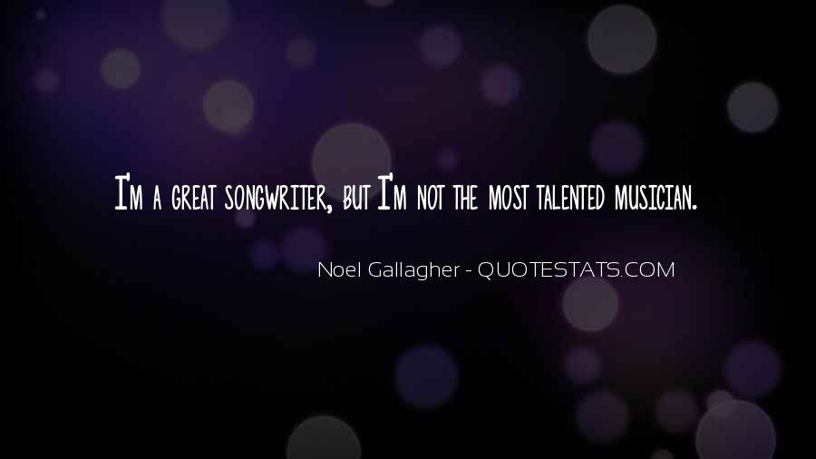 Oasis Noel Gallagher Quotes #708140