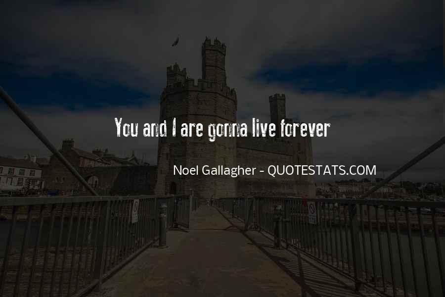 Oasis Noel Gallagher Quotes #920386