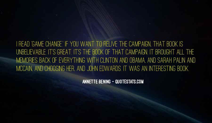Obama Campaign Quotes #1060795