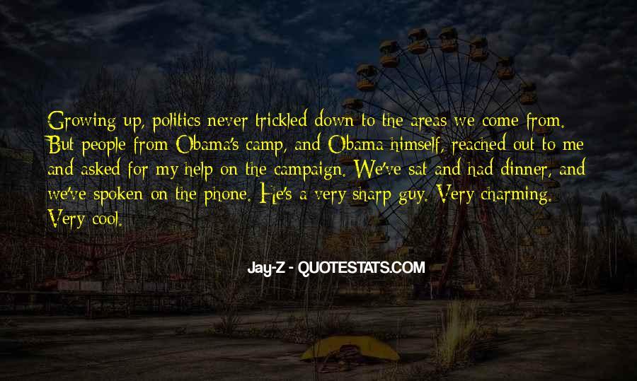 Obama Campaign Quotes #1179323