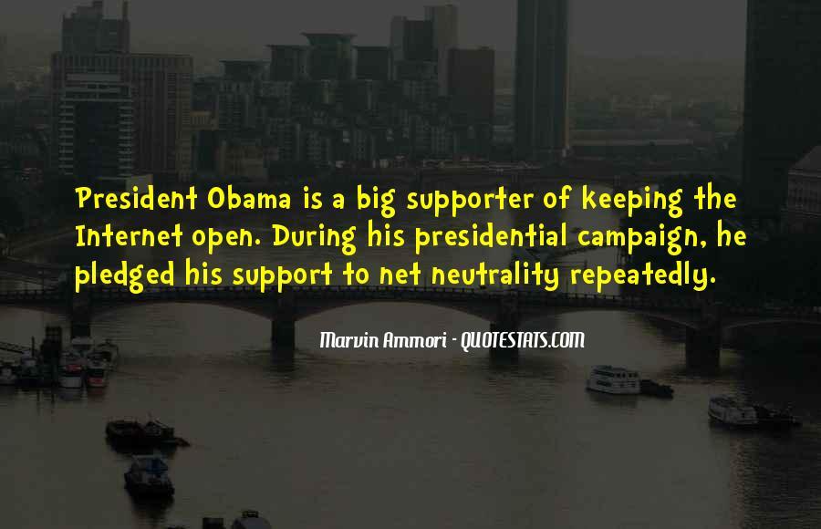 Obama Campaign Quotes #1241257