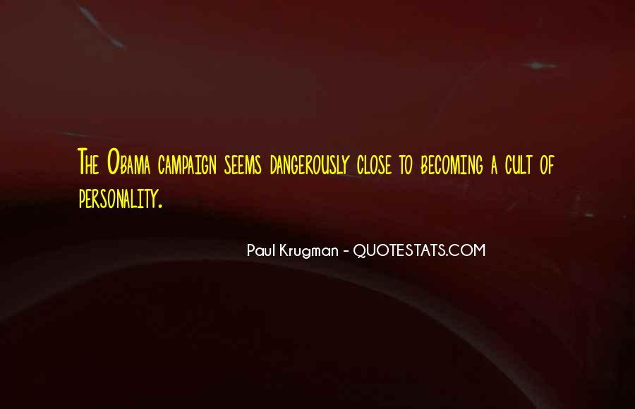Obama Campaign Quotes #1290165