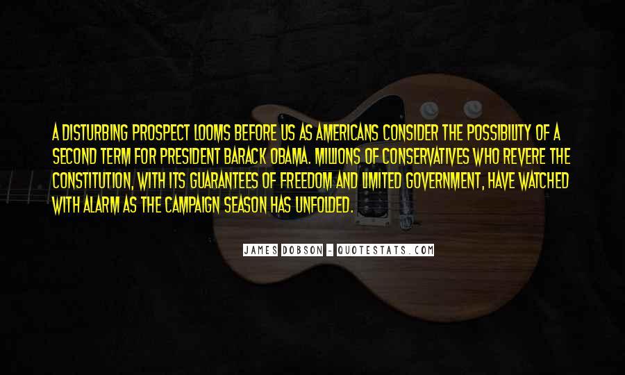 Obama Campaign Quotes #1390075