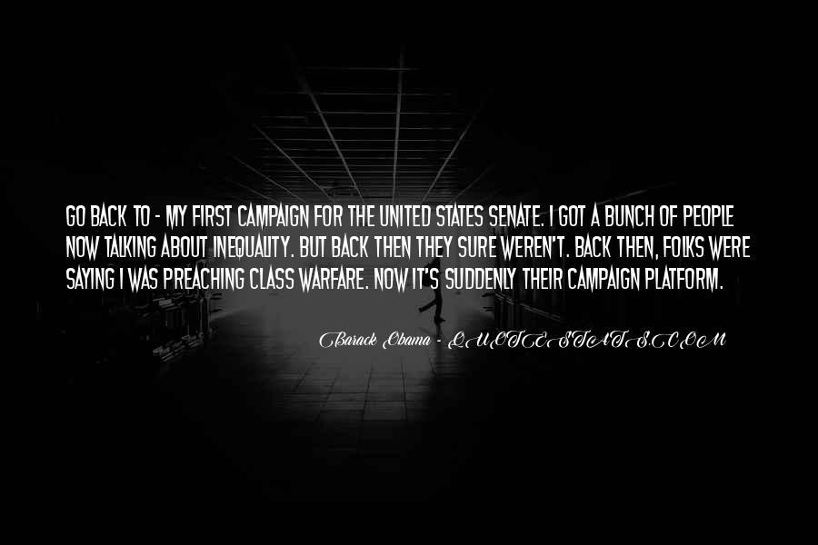 Obama Campaign Quotes #1437542