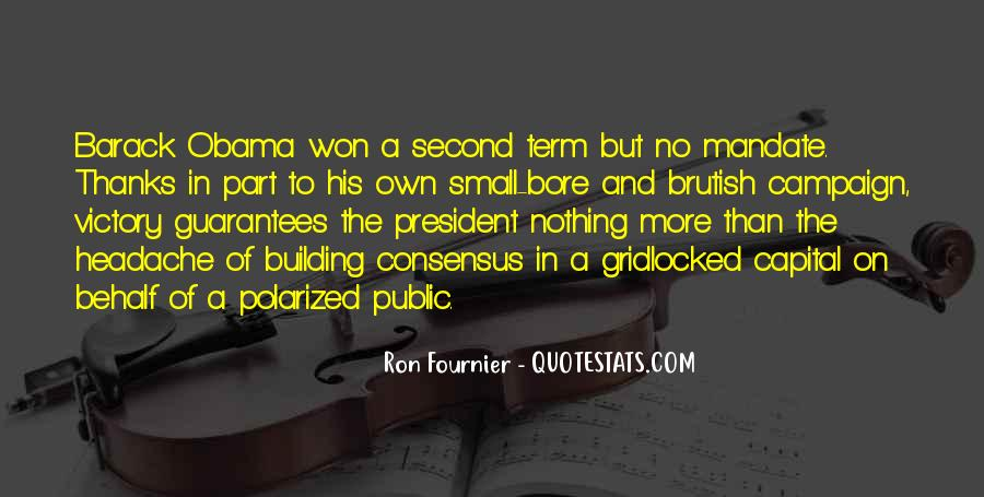 Obama Campaign Quotes #1493837