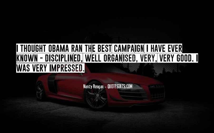 Obama Campaign Quotes #1577464