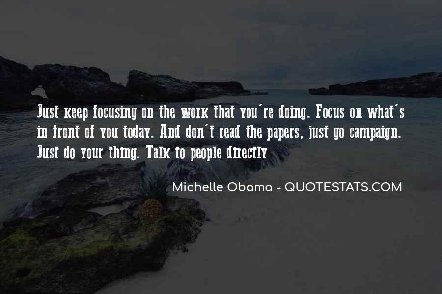 Obama Campaign Quotes #1617694