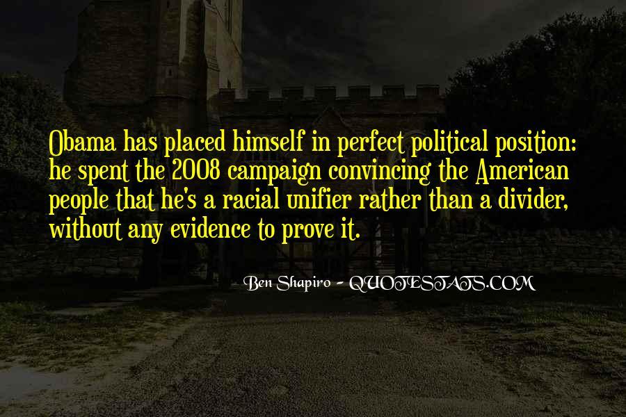 Obama Campaign Quotes #16299