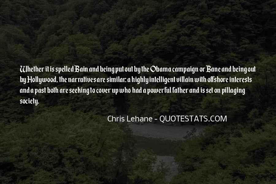 Obama Campaign Quotes #1660450