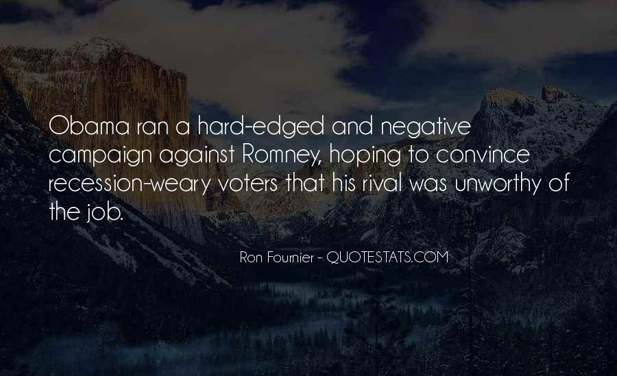 Obama Campaign Quotes #1822042