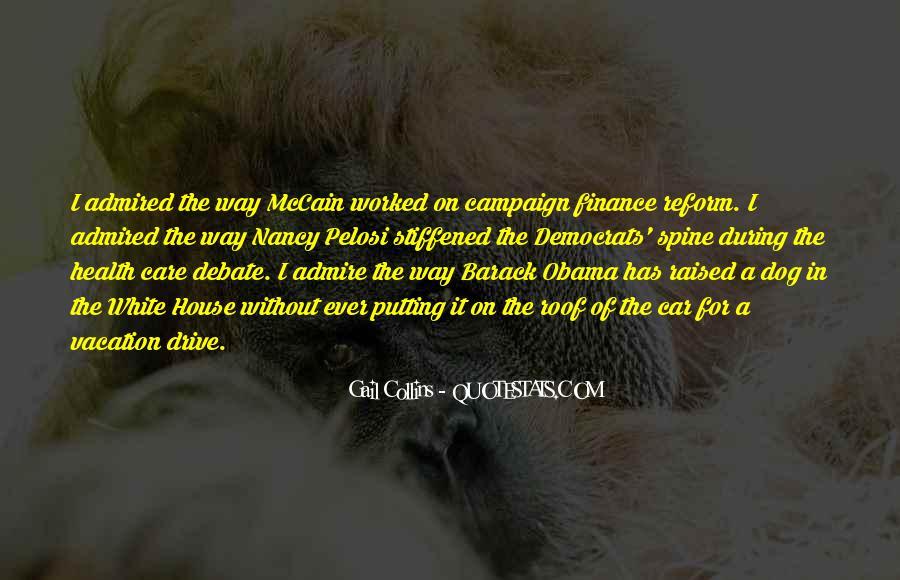 Obama Campaign Quotes #1840027