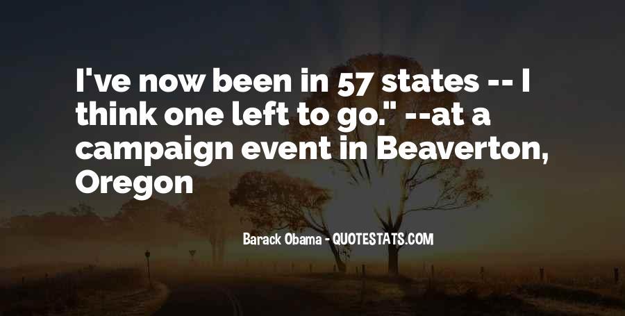 Obama Campaign Quotes #1870394