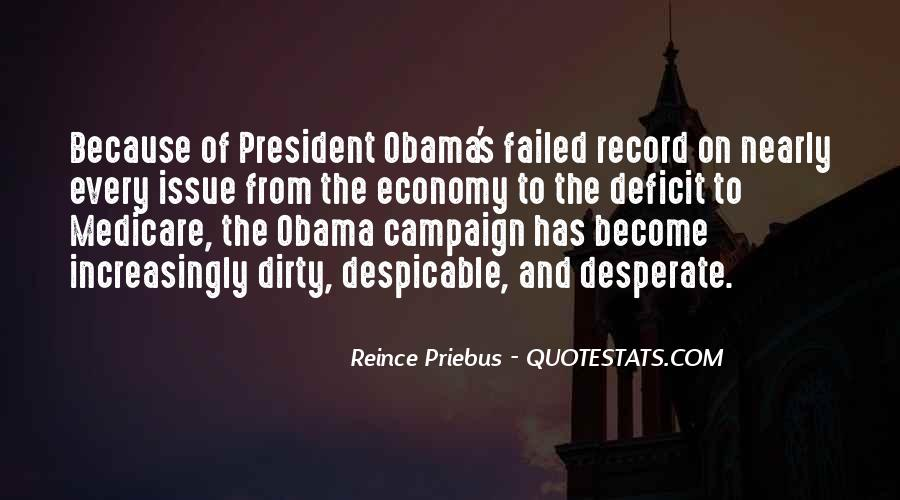 Obama Campaign Quotes #294686