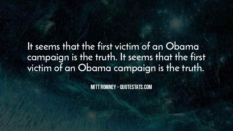 Obama Campaign Quotes #348926