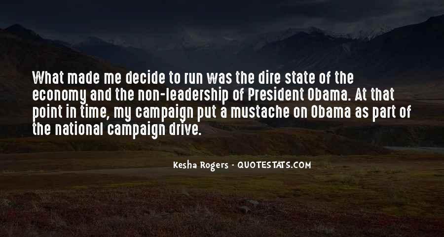 Obama Campaign Quotes #397700
