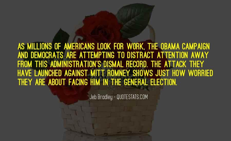 Obama Campaign Quotes #425795