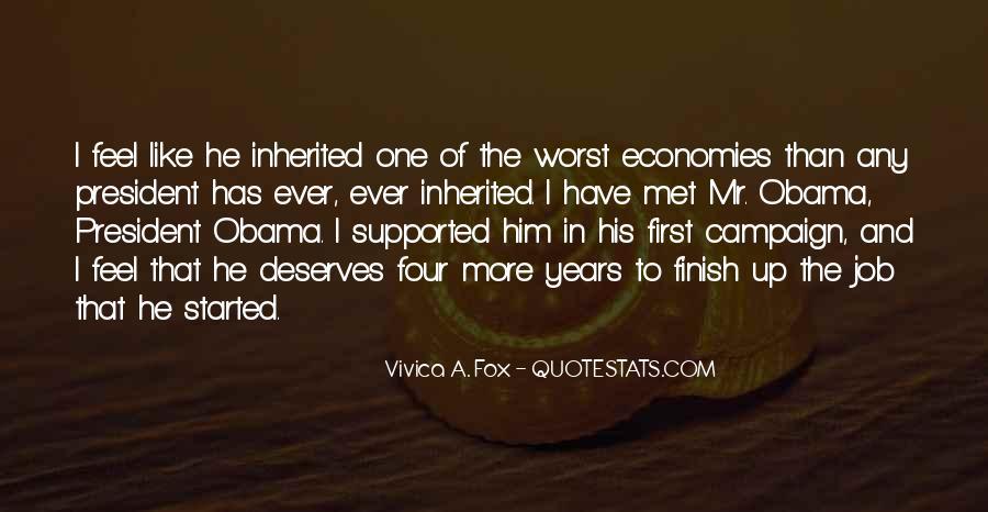 Obama Campaign Quotes #466010
