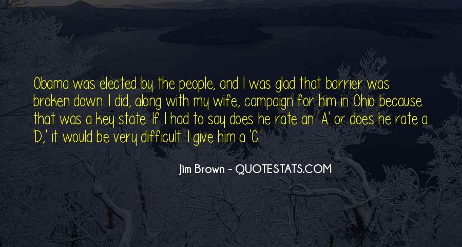 Obama Campaign Quotes #476601