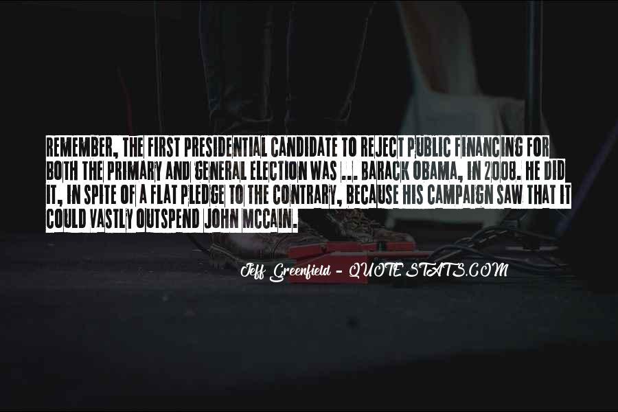 Obama Campaign Quotes #49328