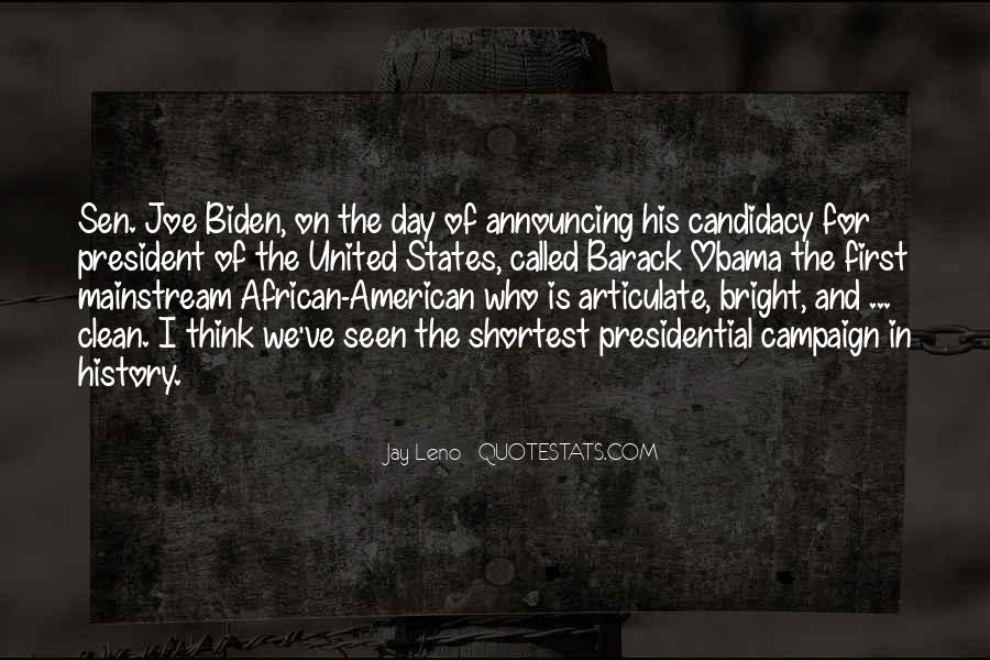Obama Campaign Quotes #531180