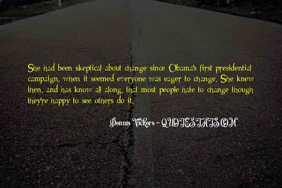 Obama Campaign Quotes #584455