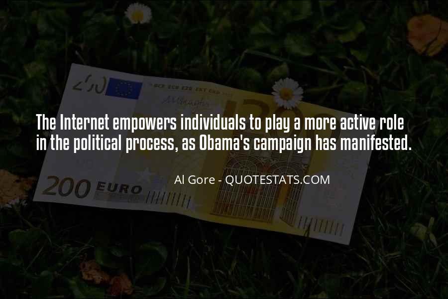 Obama Campaign Quotes #642142