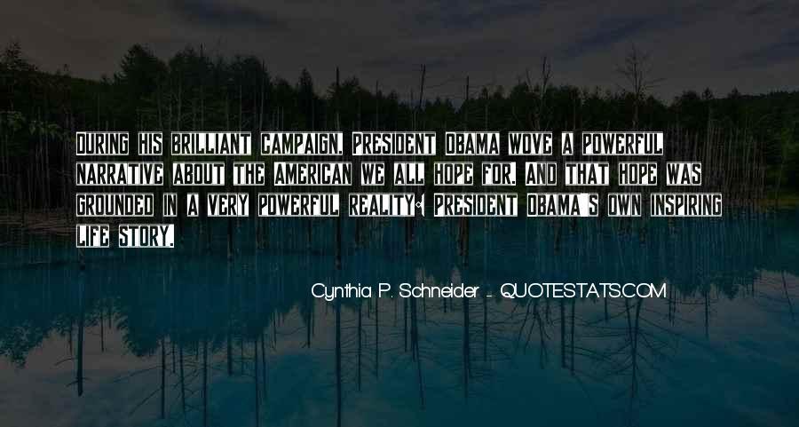 Obama Campaign Quotes #662370
