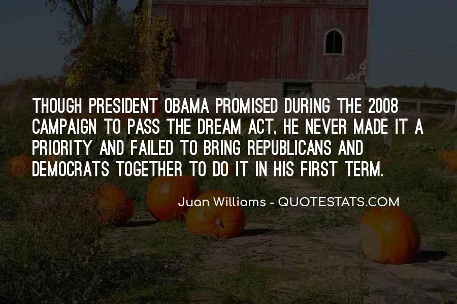 Obama Campaign Quotes #823166