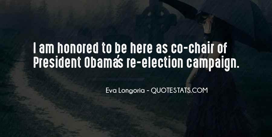 Obama Campaign Quotes #866368