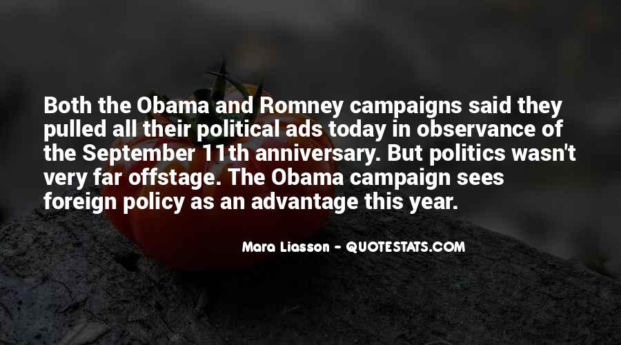 Obama Campaign Quotes #954936