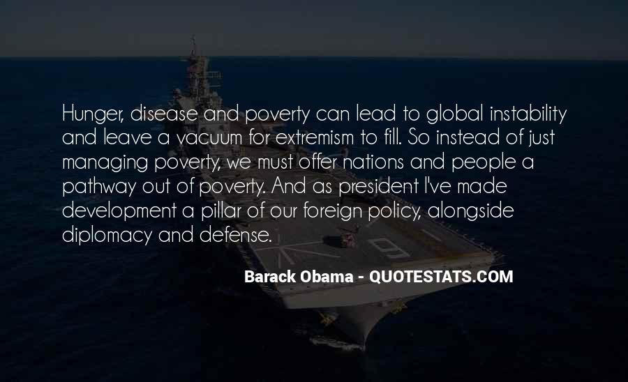 Obama Diplomacy Quotes #928230