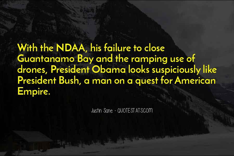 Obama Drones Quotes #112063