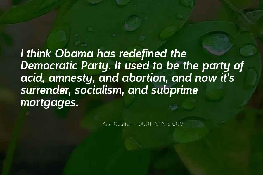 Obama Socialism Quotes #1128897
