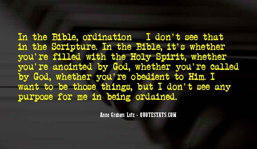 Obedient Bible Quotes #1711582