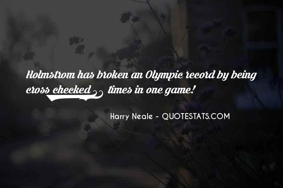 Quotes About Broken Records #300234