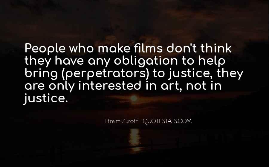 Obligation To Help Others Quotes #1460493