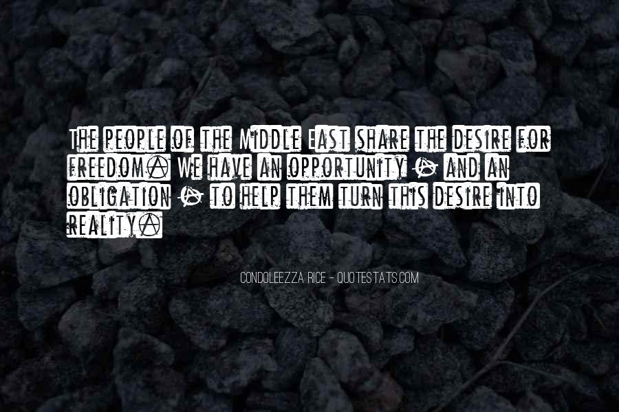 Obligation To Help Others Quotes #1789799