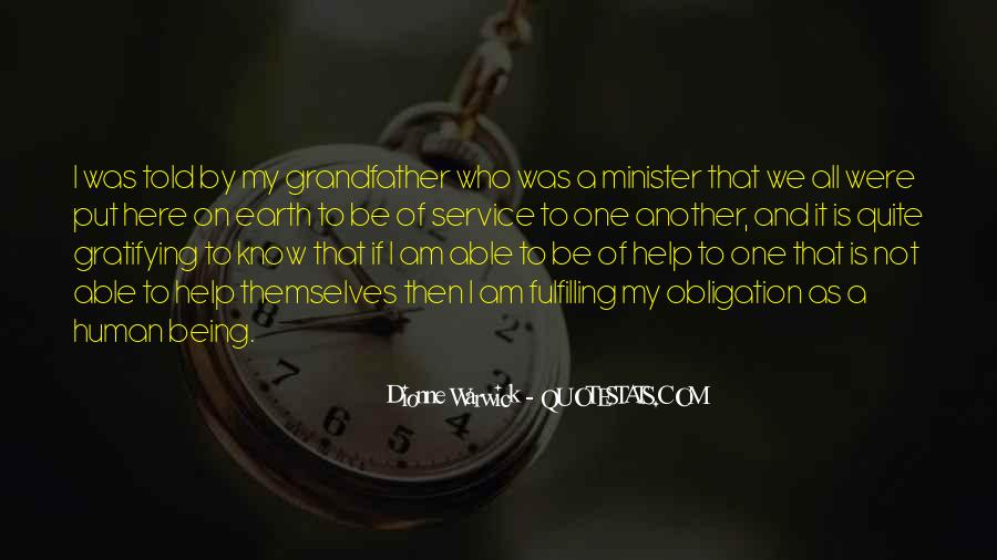 Obligation To Help Others Quotes #1803586