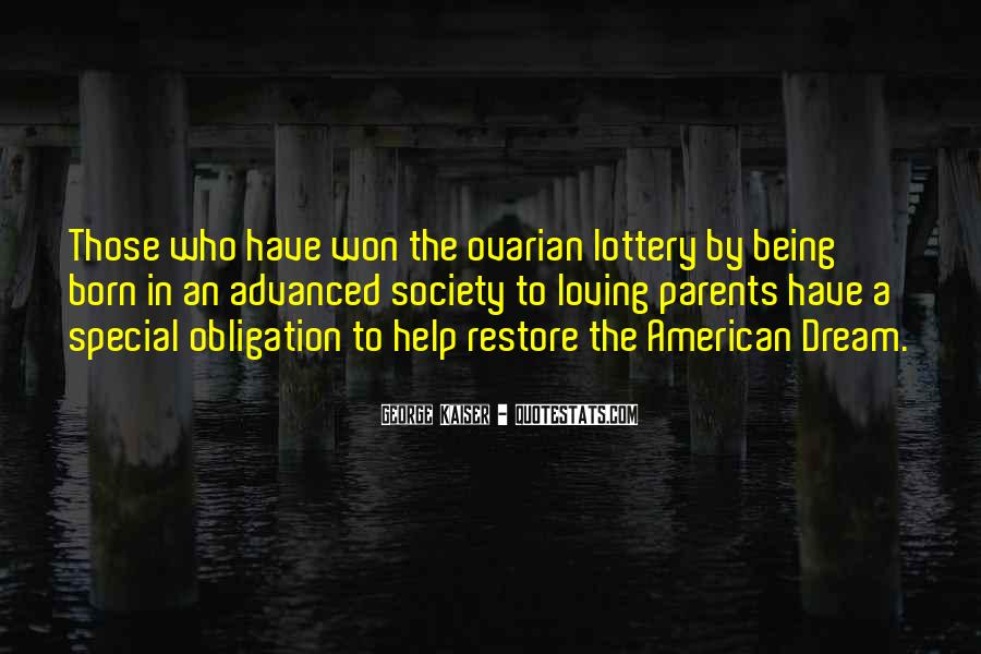 Obligation To Help Others Quotes #1878246
