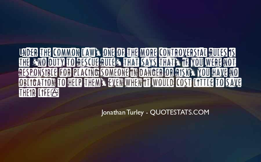Obligation To Help Others Quotes #315935