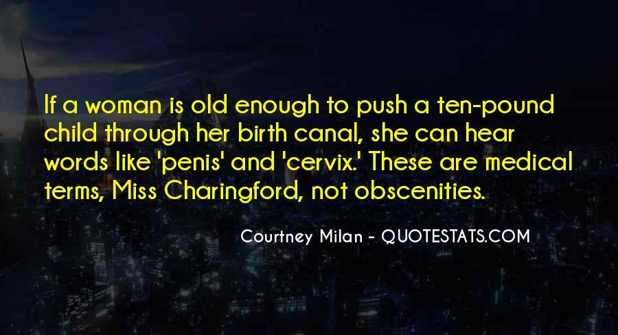 Obscenities Quotes #403233