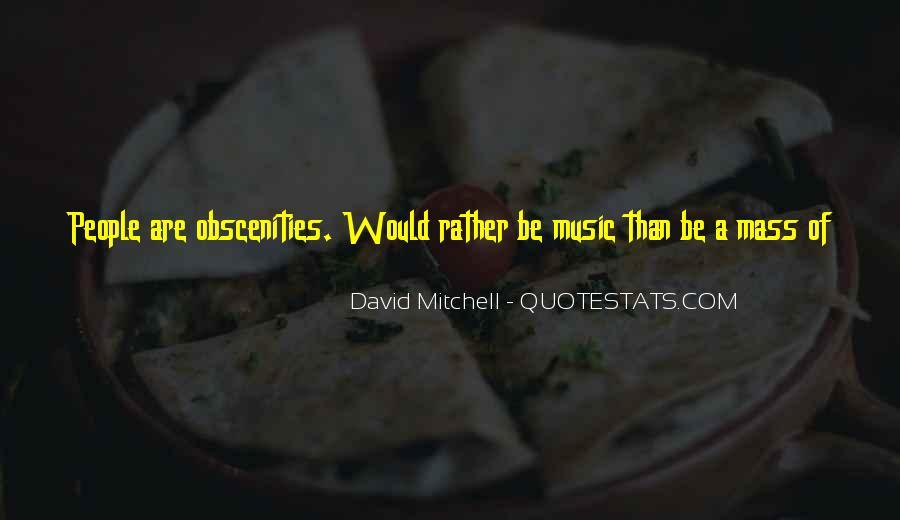 Obscenities Quotes #528209