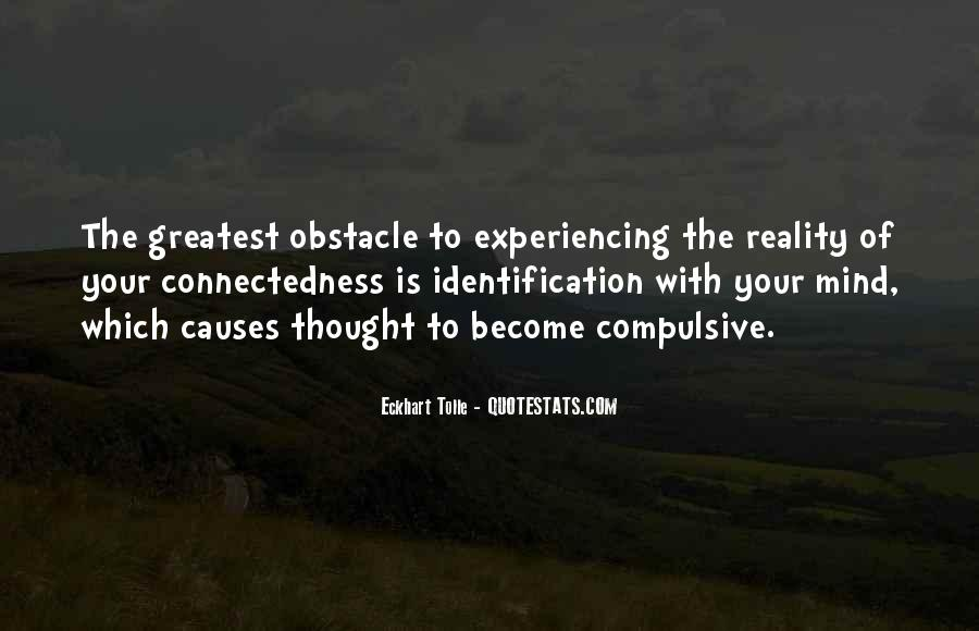 Obstacle Course Quotes #198282