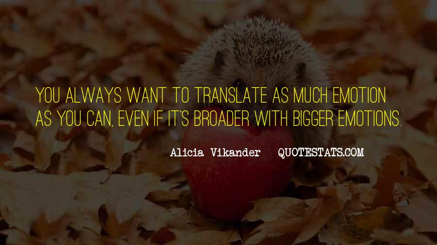 Quotes About Broader #434648